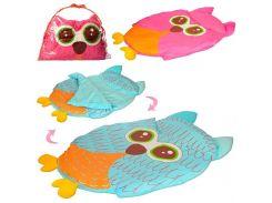 Коврик детский для младенца PF806  сова, ББ