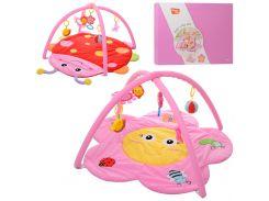 Коврик детский для младенца 668-57-61  дуга2шт, ББ