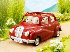 Семейный автомобиль красный, Sylvanian Families