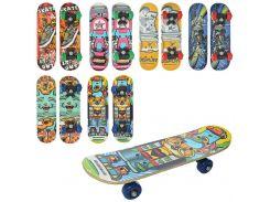 Скейт MS 0324-1  43-13см, Profi