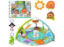 Коврик детский для младенца 63504  100-100см, ББ