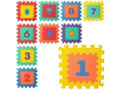 Коврик детский Мозаика M 5731  цифры, ББ