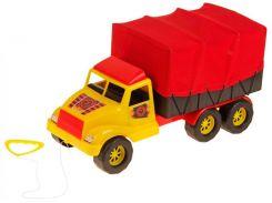 Волант фургон военный, Желтый с красным, Maximus