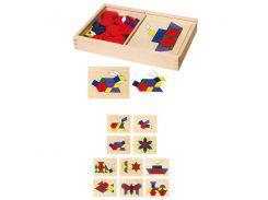 """Игрушка Viga Toys """"Мозаика"""" (50029)"""