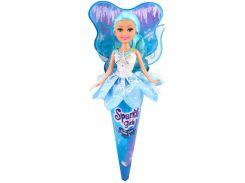Ледяная фея Мия в бело-голубом платье (25 см), Sparkle girlz, Funville