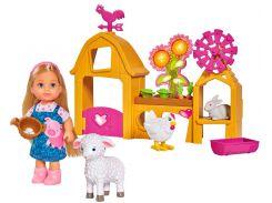Кукольный набор Эви Счастливая ферма, Steffi & Evi Love