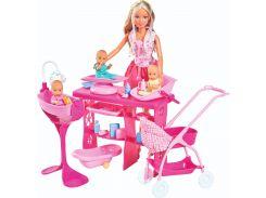 Набор кукол Штеффи и Эви, Замечательная забота, Steffi & Evi Love