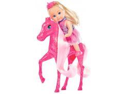 Кукла Эви-принцесса и пони, Steffi & Evi Love