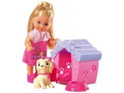Набор с куклой Эви Дом моего песика, Steffi & Evi Love