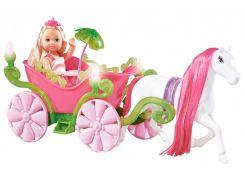 Кукла Эви и сказочная карета с лошадью, Steffi & Evi Love