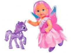 Эви и Единорог, кукольный набор, Steffi & Evi Love