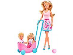 Штеффи, Эви и Тимми, Прогулка двойни с любимцами, Steffi & Evi Love