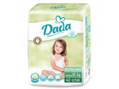 Подгузники Dada Extra soft 6 EXTRA LARGE – 42 шт. / 16+ кг