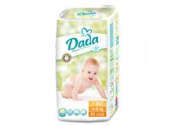 Подгузники Dada Extra soft 3 MIDI – 60 шт. / 4-9 кг