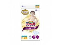 Подгузники GOO.N SUPER PREMIUM MARSHMALLOW для детей (M, 6-11 кг)
