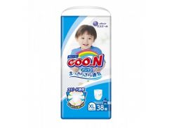 Трусики-подгузники GOO.N для мальчиков (XL, 12-20 кг)