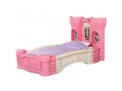 """Кровать для девочек """"PRINCESS PALACE"""", 125х133х226см"""