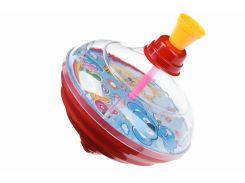 Дзиґа Same Toy Peg-top зі світлом та звуком PRETTY синя 8520Ut-1