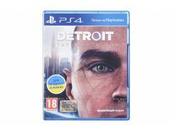 PlayStation Detroit. Стати Людиною [Blu-Ray диск]