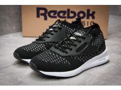 Кроссовки женские Reebok  Zoku Runner, черные (12465) размеры в наличии ► [  38 39  ]
