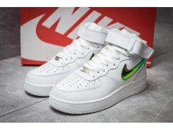 Кроссовки женские Nike  Air Force 07, белые (14371) размеры в наличии ► [  37 (последняя пара)  ]