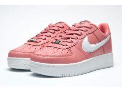 Кроссовки женские Nike Air Force, розовые (11311) размеры в наличии ► [  39 40  ]