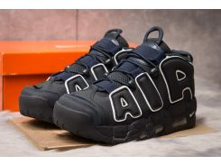 Кроссовки мужские Nike Air Uptempo, темно-синие (15215) размеры в наличии ► [  41 42 43 44 45  ]