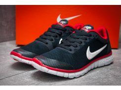 Кроссовки женские Nike Air Free 3.0, темно-синие (12996) размеры в наличии ► [  36 37 38  ]