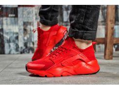 Кроссовки женские Nike Air Huarache, красные (15622) размеры в наличии ► [  40 (последняя пара)  ]