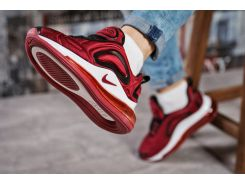 Кроссовки женские Nike Air 720, бордовые (15372) размеры в наличии ► [  38 (последняя пара)  ]