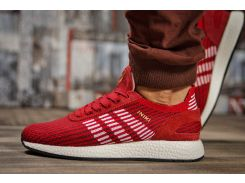 Кроссовки мужские Adidas Iniki, красные (15333) размеры в наличии ► [  43 (последняя пара)  ]