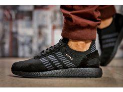 Кроссовки мужские Adidas Iniki, черные (15335) размеры в наличии ► [  44 (последняя пара)  ]