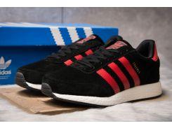 Кроссовки мужские Adidas Iniki, черные (14884) размеры в наличии ► [  43 44 46  ]