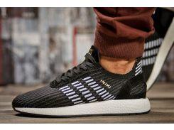 Кроссовки мужские Adidas Iniki, черные (15334) размеры в наличии ► [  41 44 46  ]