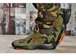 Кроссовки мужские Adidas Yung 1, хаки (15513) размеры в наличии ► [  43 44  ]