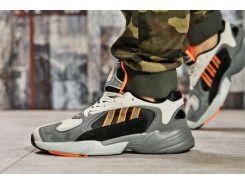 Кроссовки мужские Adidas Yung 1, серые (15518) размеры в наличии ► [  44 (последняя пара)  ]