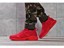 Кроссовки мужские Adidas Bounce, красные (16193) размеры в наличии ► [  41 43  ]