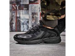 Кроссовки мужские Adidas Galaxy, черные (15911) размеры в наличии ► [  41 42 44 45 46  ]
