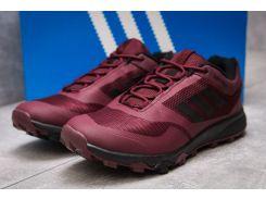 Кроссовки мужские Adidas Climacool 295, бордовые (13895) размеры в наличии ► [  41 42 44  ]