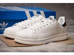 Кроссовки мужские Adidas Stan Smith, белые (14981) размеры в наличии ► [  44 46  ]