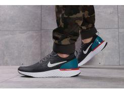 Кроссовки мужские Nike Epic React, темно-серые (16103) размеры в наличии ► [  41 43 44  ]