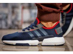 Кроссовки мужские Adidas POD - S3.1, темно-синие (15325) размеры в наличии ► [  43 44 45  ]
