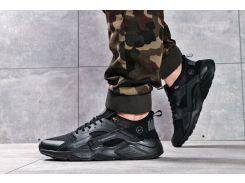 Кроссовки мужские Nike Air Huarache, черные (16221) размеры в наличии ► [  44 (последняя пара)  ]