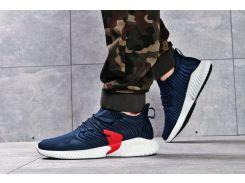 Кроссовки мужские Adidas Bounce, темно-синие (16192) размеры в наличии ► [  42 43 44 45  ]