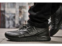 Кроссовки мужские New Balance Trailbuster, черные (13985) размеры в наличии ► [  41 42 44 46  ]