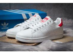 Кроссовки мужские Adidas Stan Smith, белые (14782) размеры в наличии ► [  43 (последняя пара)  ]