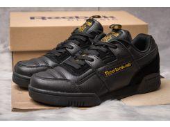 Кроссовки мужские Reebok Classic, черные (15275) размеры в наличии ► [  42 43 46  ]