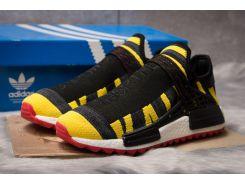 Кроссовки мужские Adidas Pharrell Williams, черные (14923) размеры в наличии ► [  43 44 45  ]