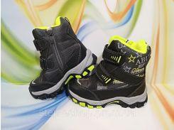 ТермоБотинки OK-Shoes (р.27-32) 27