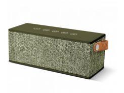 Портативная колонка Fresh N Rebel Rockbox Brick Fabriq Edition Army (1RB3000AR)
